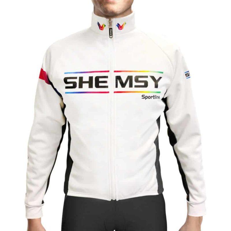 veste thermique cycliste