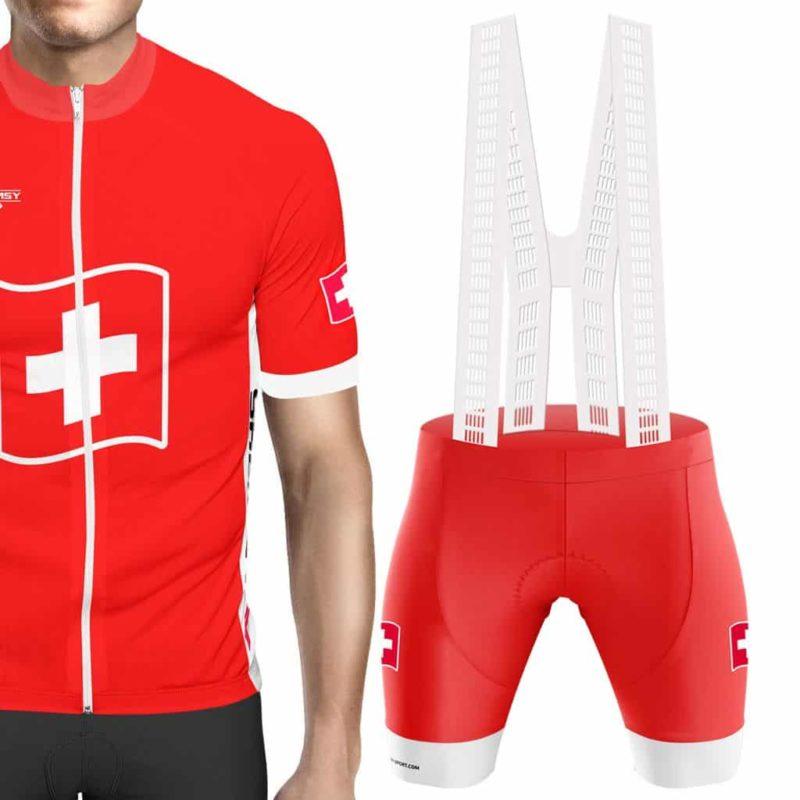 ensemble cycliste Suisse