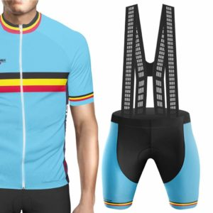 tenue cycliste Belgique