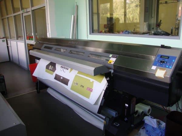 Imprimante numérique sublimation
