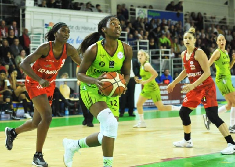 Club de Basket St-Amand